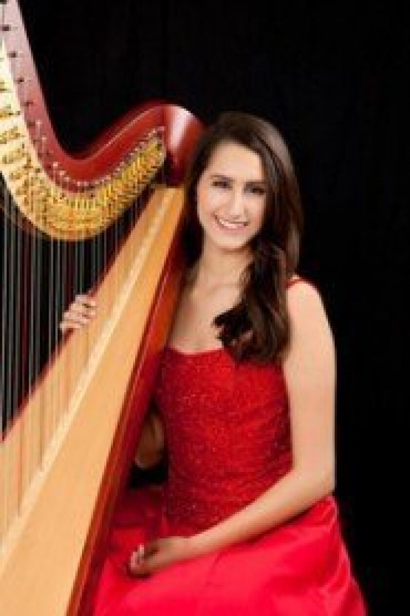 Julia Schorn, Harp