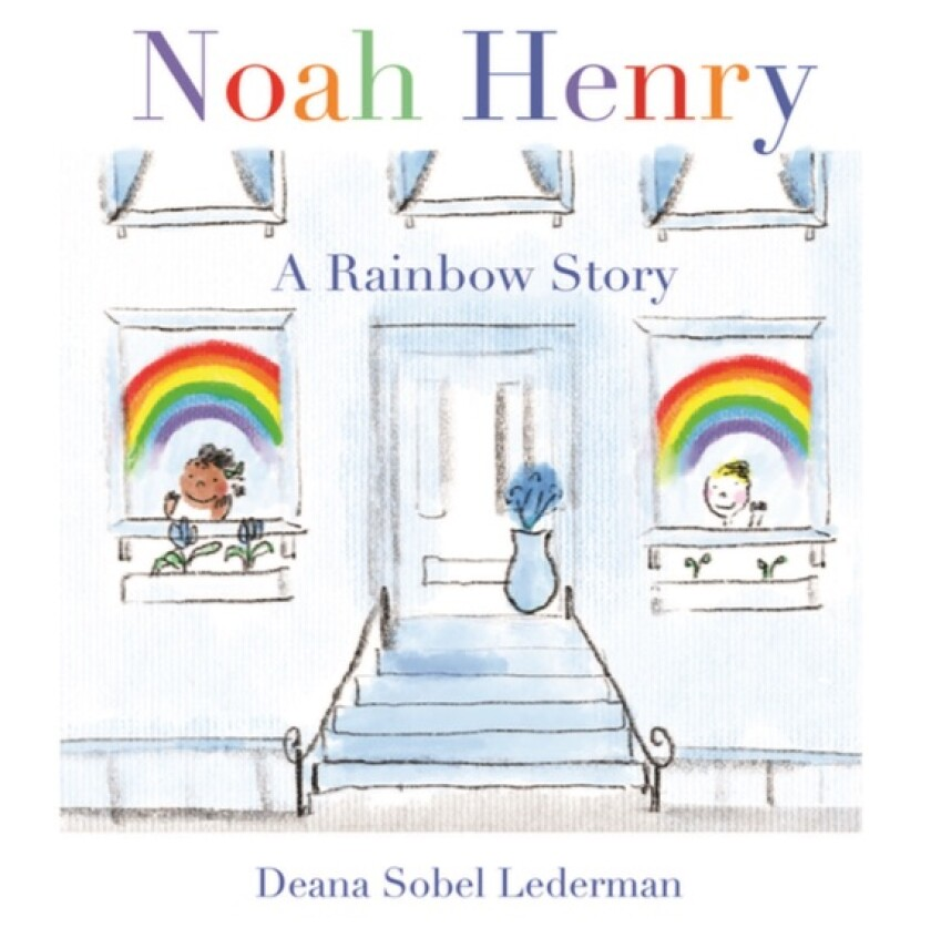 Deana Sobel Lederman has published a series of children's picture books.