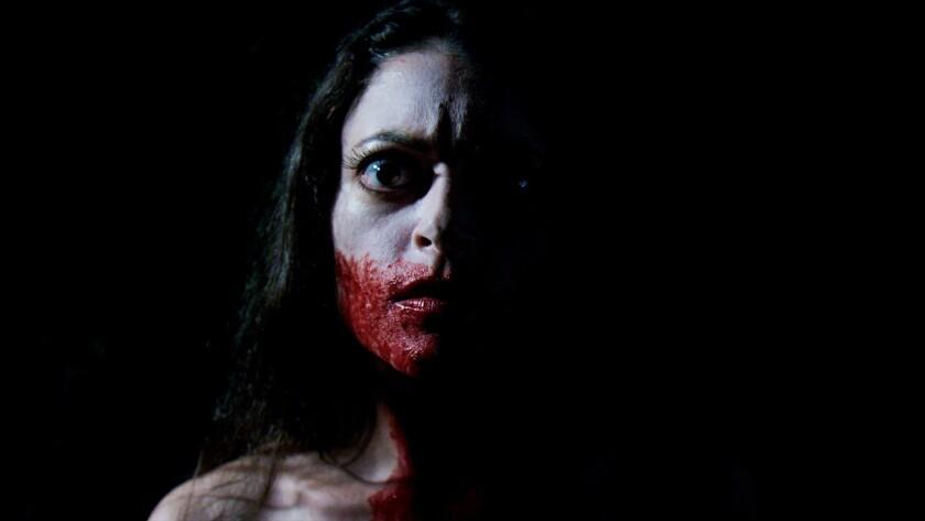 """Hannah Fierman in """"SiREN"""""""