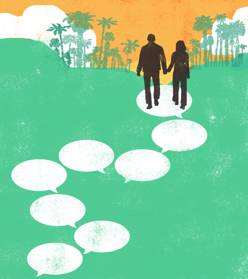 What makes dating – and ultimately a marriage – work is having fun together.