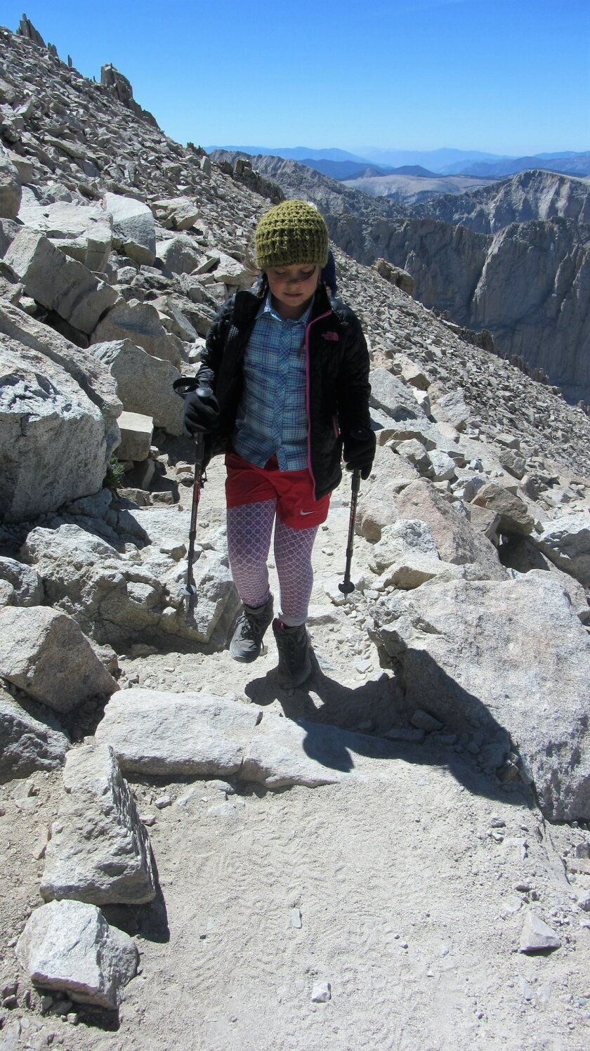 """Now I feel like I can climb any mountain!"" — Jenna Jaffe, 10"
