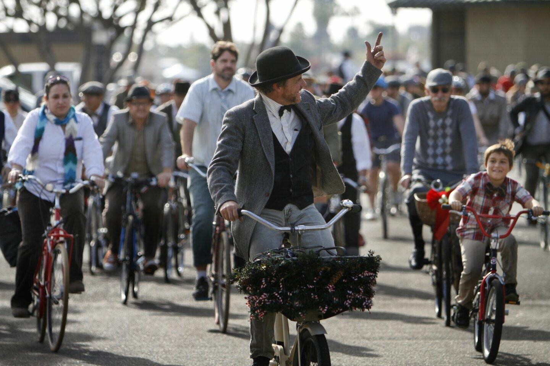 5th Annual San Diego Tweed Ride