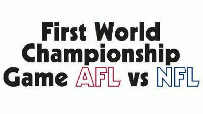 Logo Super Bowl I