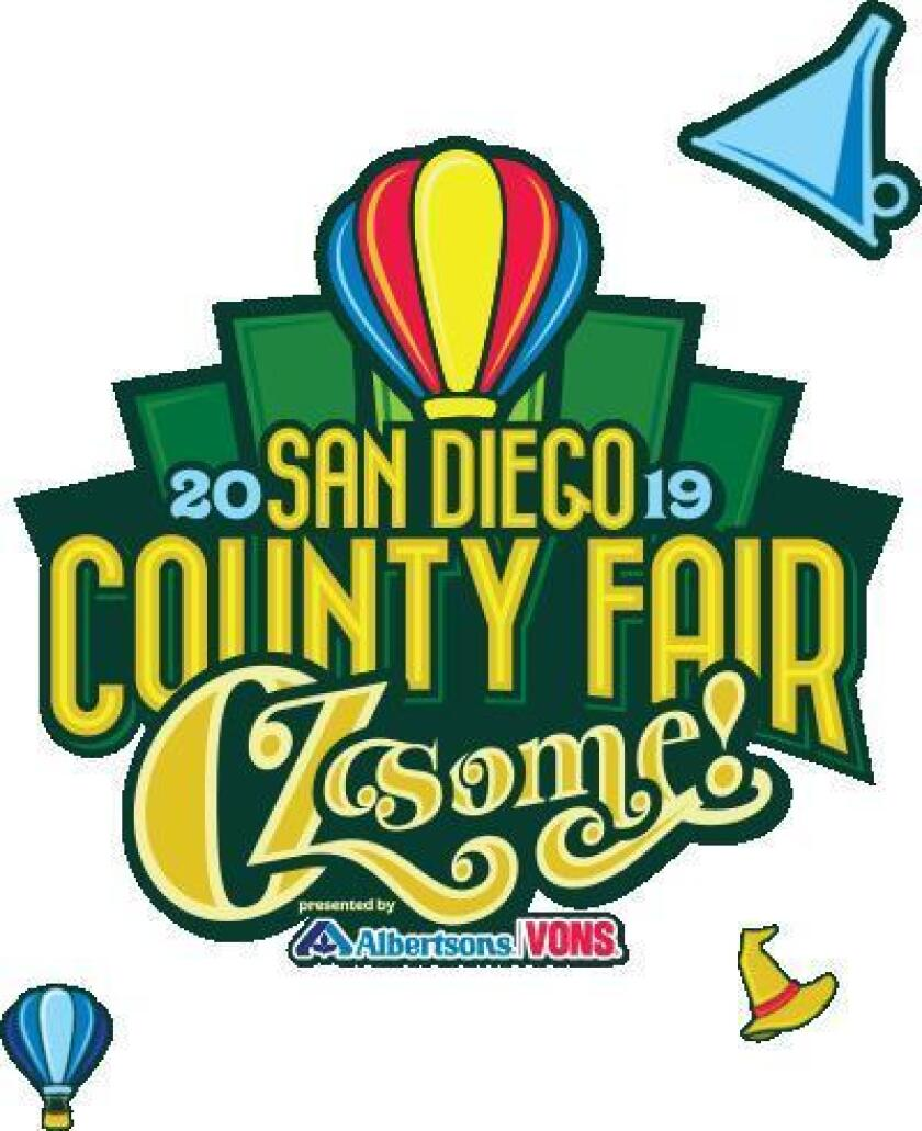 The theme for the 2019 San Diego County Fair is 'Oz-some,' inspired by L. Frank Baum's classic novel, 'The Wonderful Wizard of Oz.'