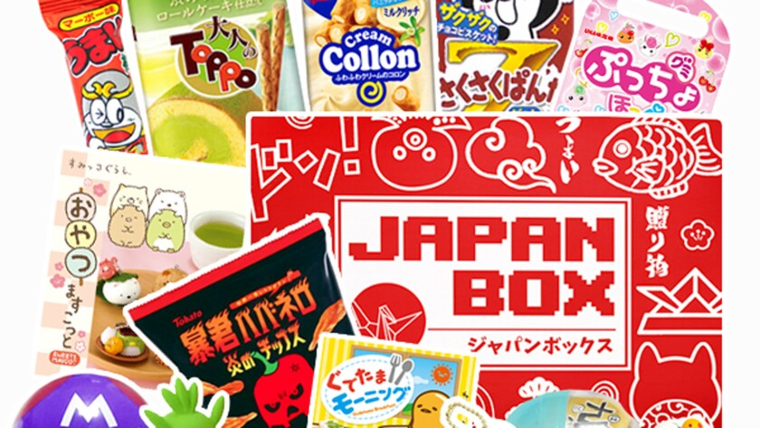 Skoshbox, a subscription service that delivers monthly boxes of snacks, has launched a Japan Box full of Japanese snacks.