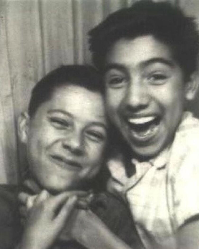 Carlos Almaraz and Dan Guerrero
