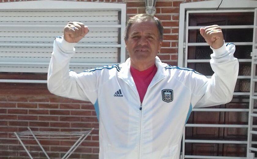 El ex boxeador argentino Mario 'Mazazo' Melo murió a los 56 años de edad.