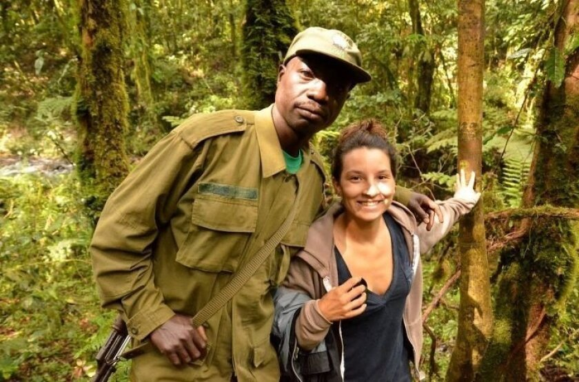 Alexis Chavez spends time with Ugandan wildlife rangers to learn about new angles for environmental conservation and improving livelihoods in Africa.