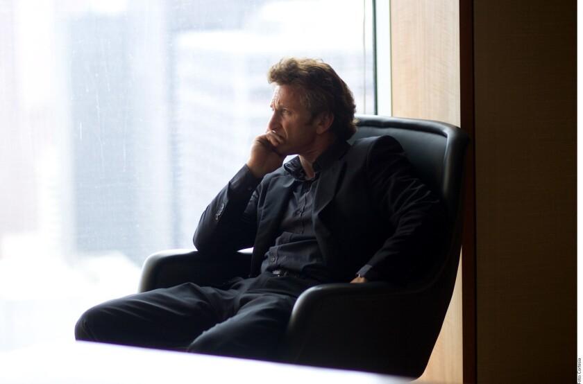 Sean Penn calificó a Leonardo DiCaprio como su inspiración para dedicarse a acciones benéficas.