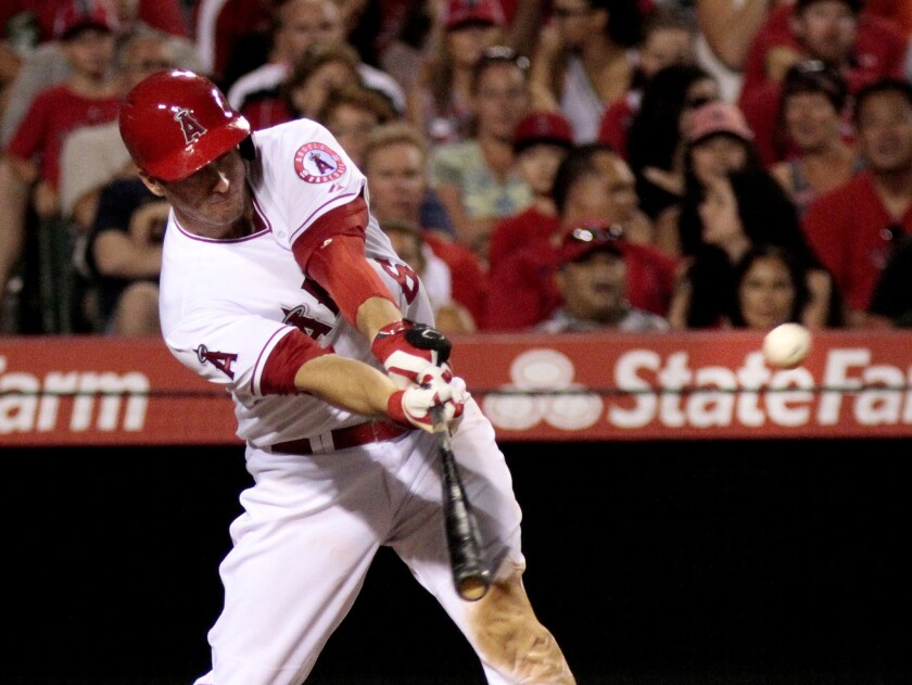 Third baseman David Freese and the Angels have agreed to terms on a one-year deal worth $6.425-million.