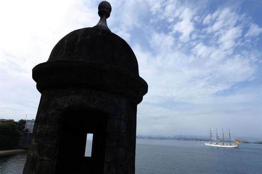 Vista de la Bahia de San Juan. EFE/Archivo