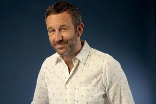 Chris O'Dowd's role in 'Get Shorty' isn't like what people know him for