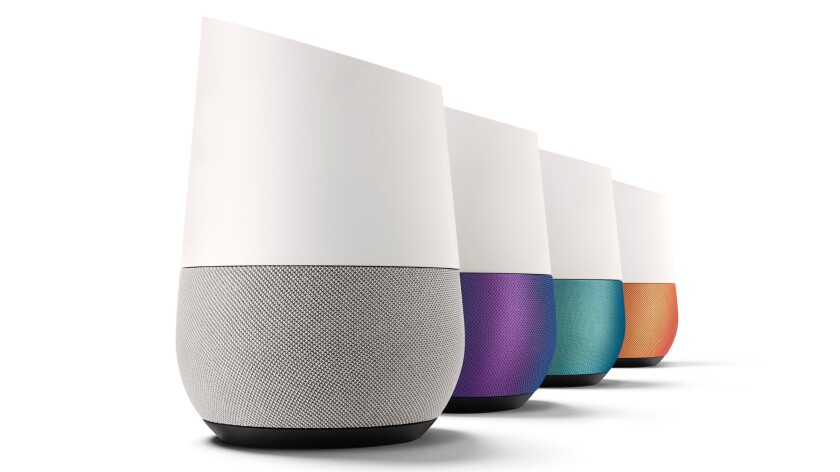 Google Home, the tech giant's new household assistant, opens another way for the firm to collect data about its users and help them find what they're looking for.