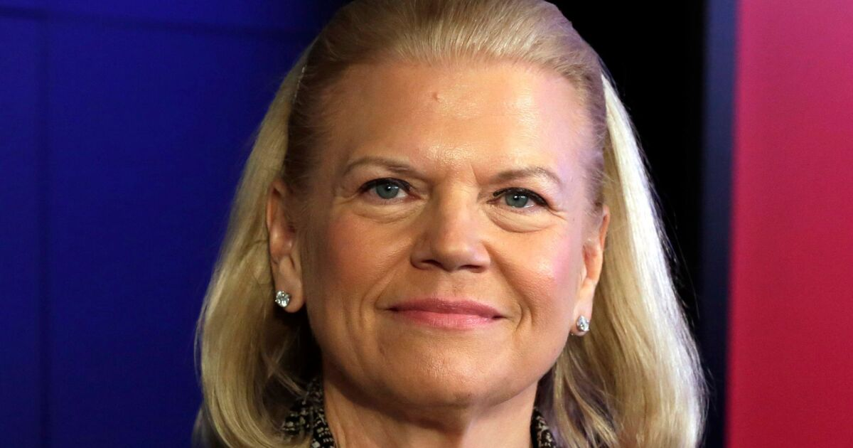 Ibm Ceo Ginni Rometty Steps Down Arvind Krishna Named As