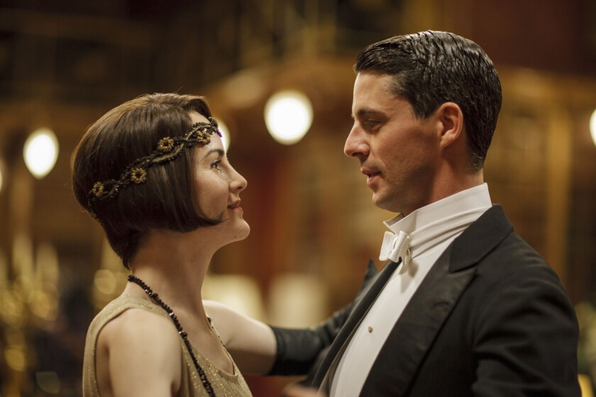 Downton Abbey' recap: The proposal we've all been waiting