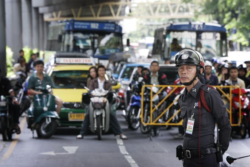 Thailand Royal Motocades