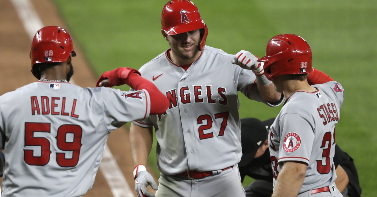 It's a teachable moment for Jo Adell in Angels' loss to Mariners