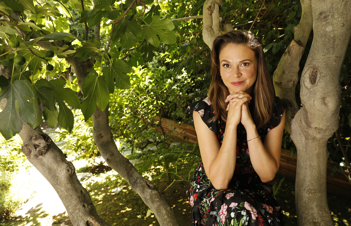 Sutton Foster's struggle with infertility takes her 'Into the Woods'