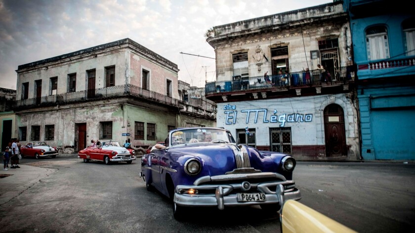 The Havana Light project brought this historic sign, on the Cine El Megano, back to life.