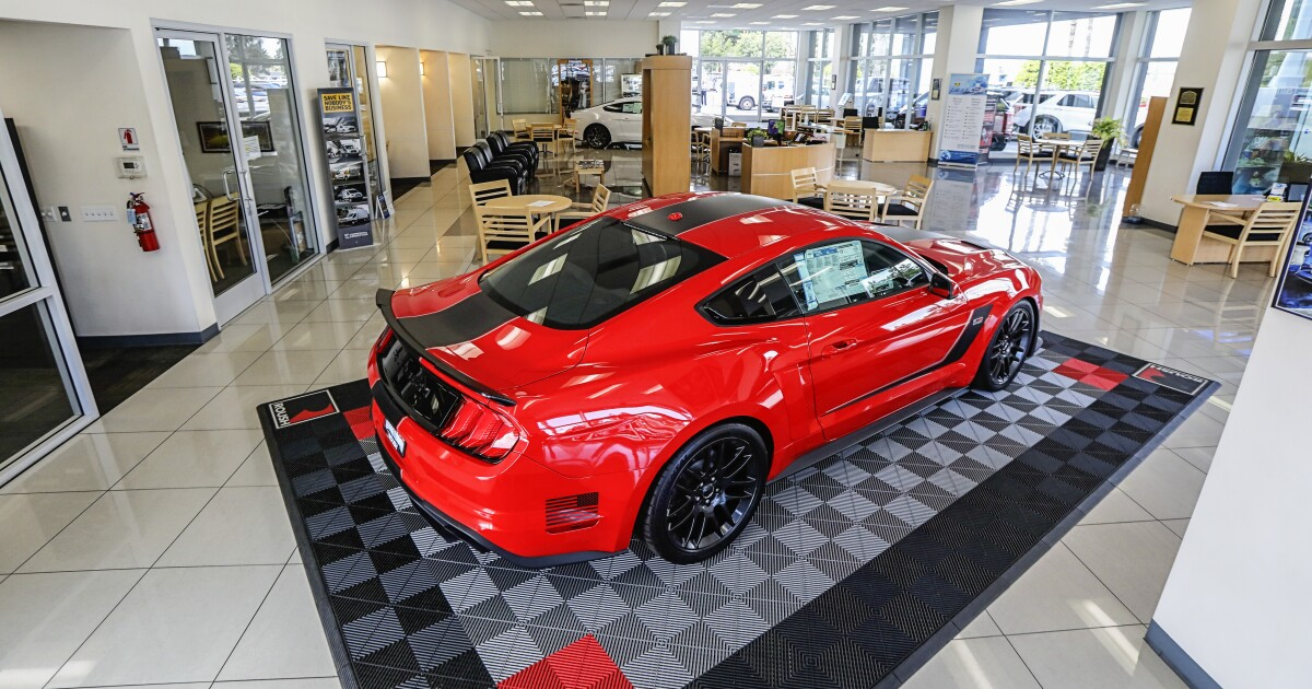 COVID sideswipes autos: 'We're going to ride this out,' says one car dealer after shutting off all sales
