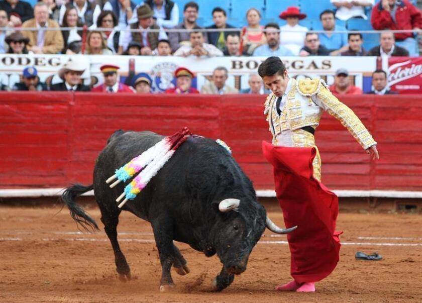 El torero mexicano Federico Pizarro. EFE/Archivo