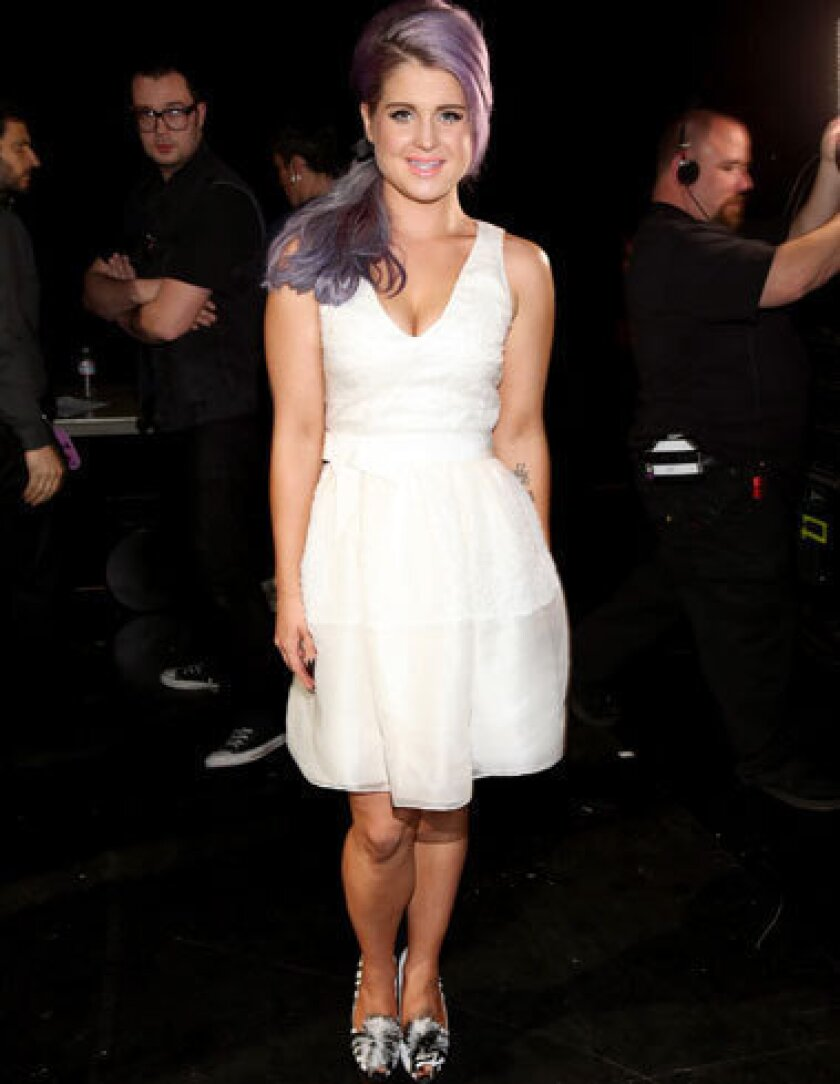 Kelly Osbourne's weight-loss diet: Pizza once a week - Los ...Kelly Osbourne 2020 Diet
