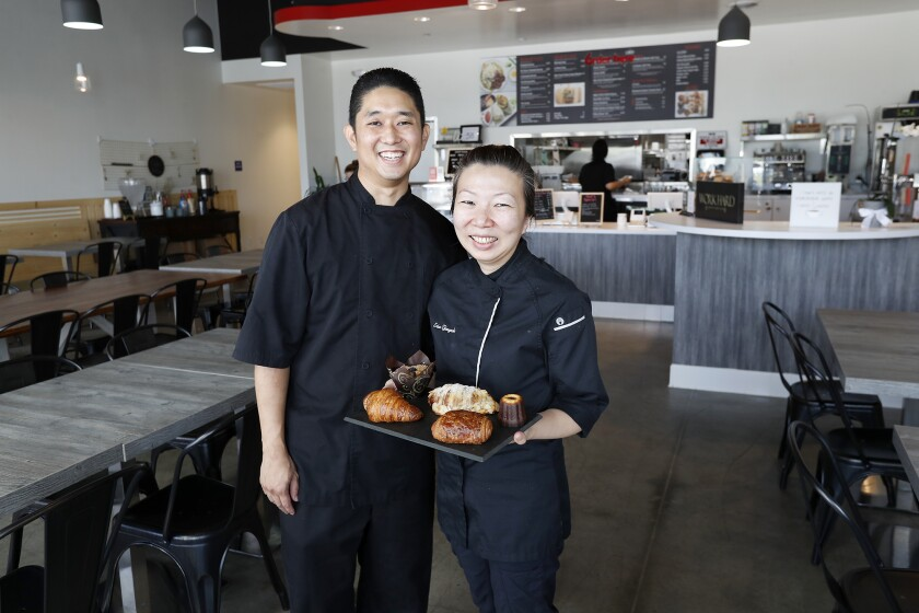 On Food: A new Asian Mexican fusion cafe in Anaheim where the breakfast is 'Lit'