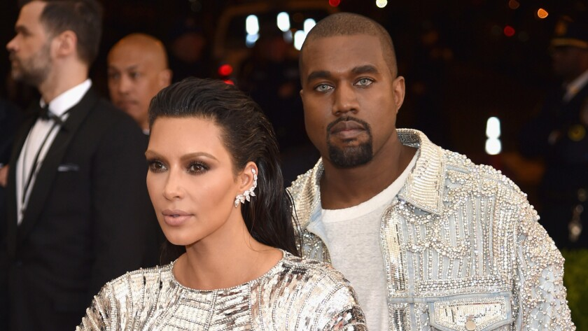 Kim Kardashian and Kanye West, the husband-and-wife power couple, gave us plenty to talk about in 2016.