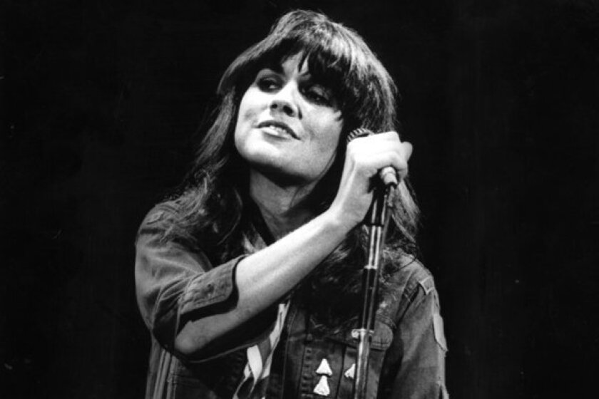 A file photo of Linda Ronstadt from Dec. 17, 2000.