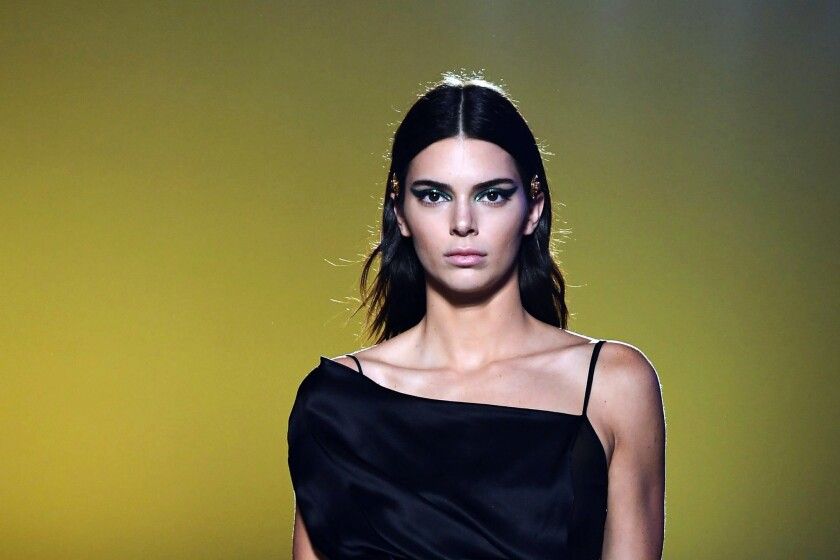 Kendall Jenner won a temporary restraining order Friday against her latest alleged stalker. The supermodel's lawyer Shawn Holley got a Los Angeles judge to sign off on the stay-away order pending a future hearing to make it permanent.