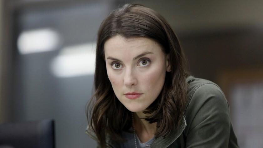 "Emma Lahana in ""Cloak and Dagger"" on Freeform."