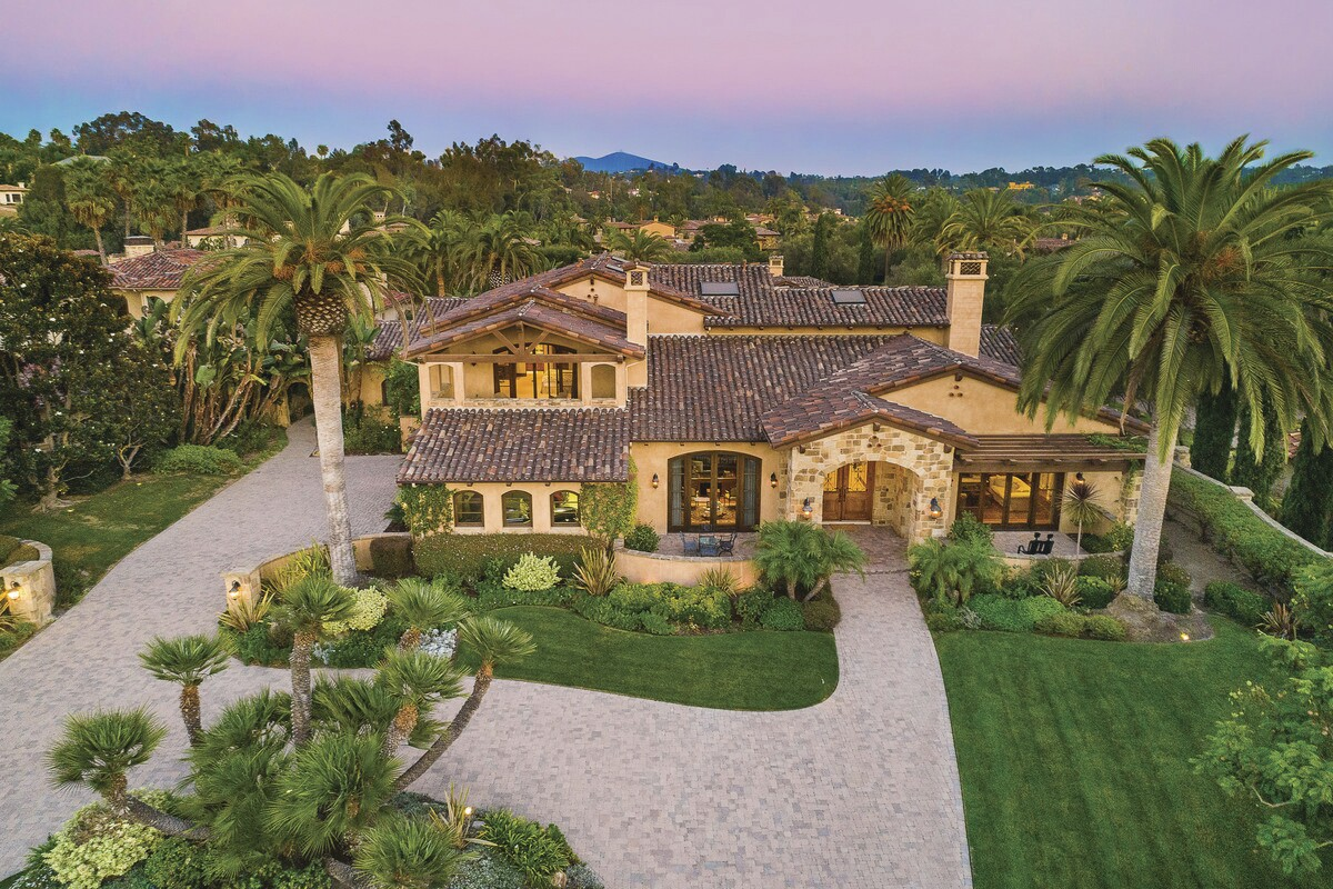 15839 The River Trail Front Aerial