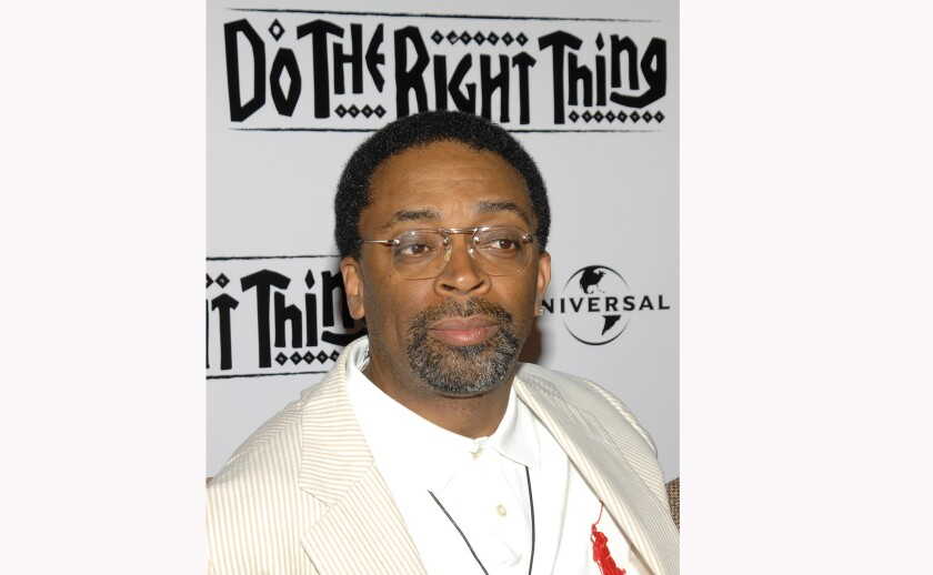 America Protests Spike Lee