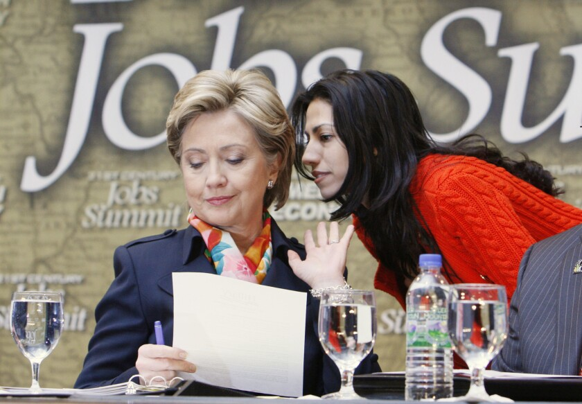 Hillary Clinton aides can be questioned about her email, judge ...