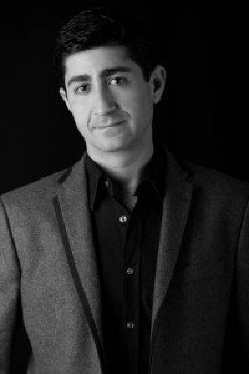 Eddie Zaratsian will share insights from his 'Custom Florals and Lifestyle' book. Courtesy Photos