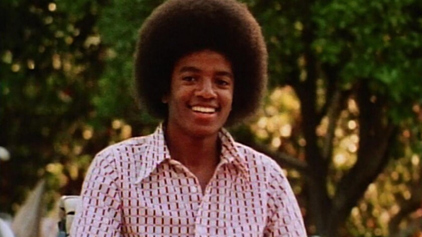 "Michael Jackson appears in the documentary film ""Michael Jackson's Journey from Motown to Off the Wall."""
