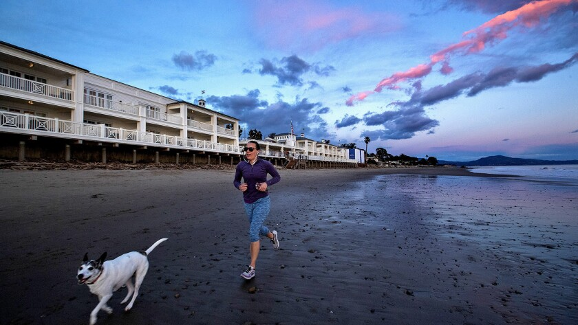 The new Rosewood Miramar Beach Resort in Montecito, Calif.