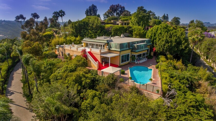 Zsa Zsa Gabor's longtime home | Hot Property