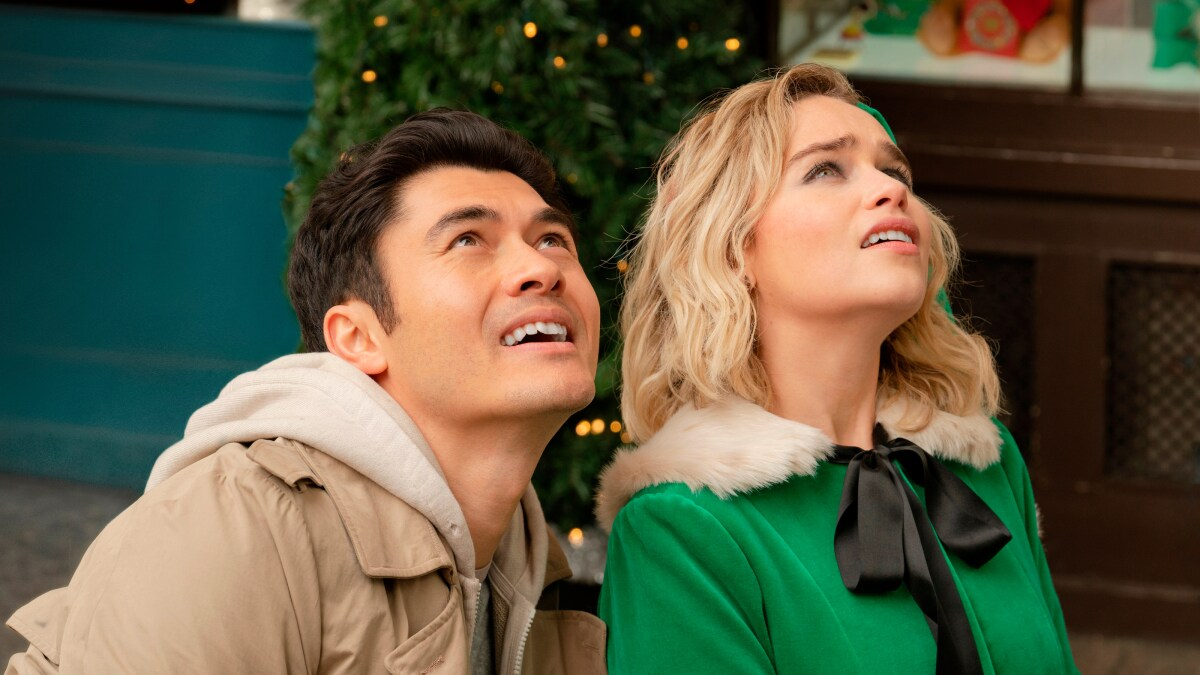 Review: Emilia Clarke and Henry Golding make 'Last Christmas' worthy of your heart