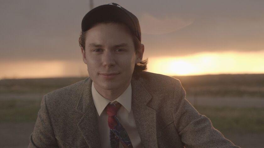 "Hayden Pedigo appears in the documentary ""Kid Candidate."""