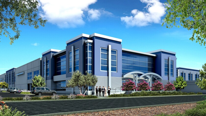 Monster warehouse planned for Inland Empire amid e-commerce boom.