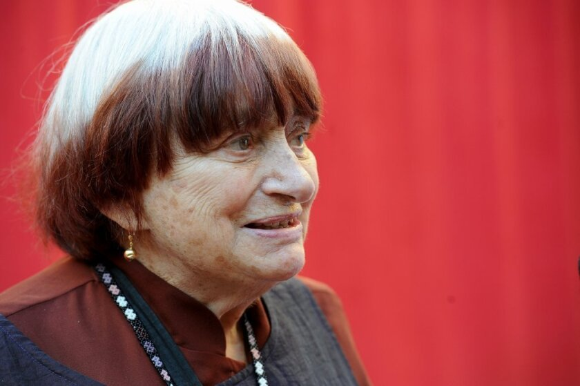 """Los Angeles County Museum of Art presents the new film series """"The Cinema According to Agnes Varda"""" next month."""