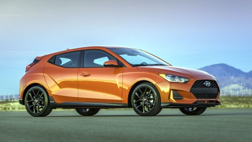 2019 Hyundai Veloster Turbo R-Spec: Cheap fun, well done