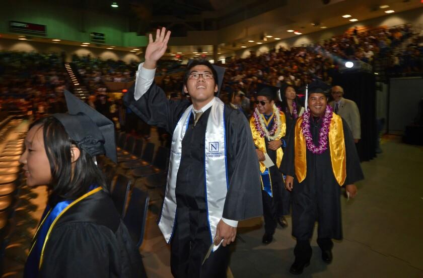 UC Irvine relents, decides to hold multiple graduation ceremonies