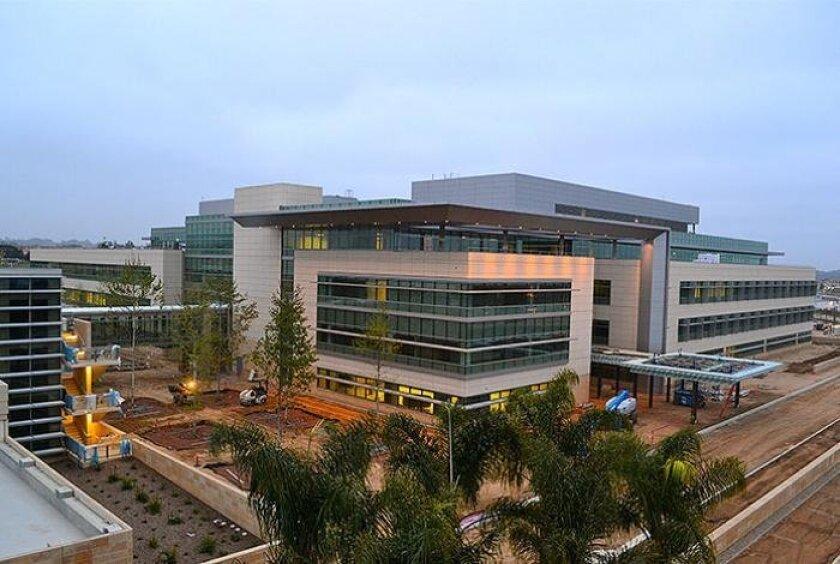The new Naval Hospital Camp Pendleton opened in December, 2013. Sonya Ko, Clark/McCarthy