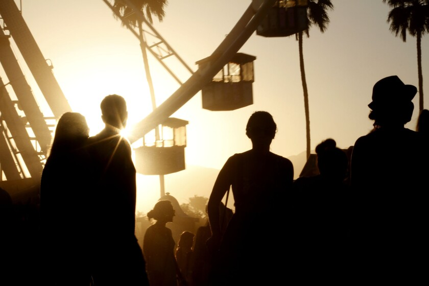 Coachella 2013: Tech gadgets and apps to get through the madness