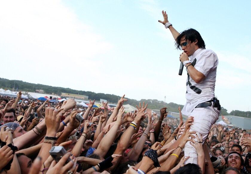 End of the Warped Tour: What the loss of rock's 'cheap