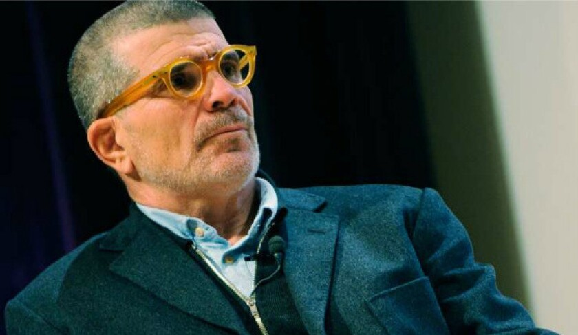 """David Mamet, in New York in 2010. The playwright's latest drama, """"The Anarchist,"""" has posted an early closing notice following lukewarm to negative reviews."""