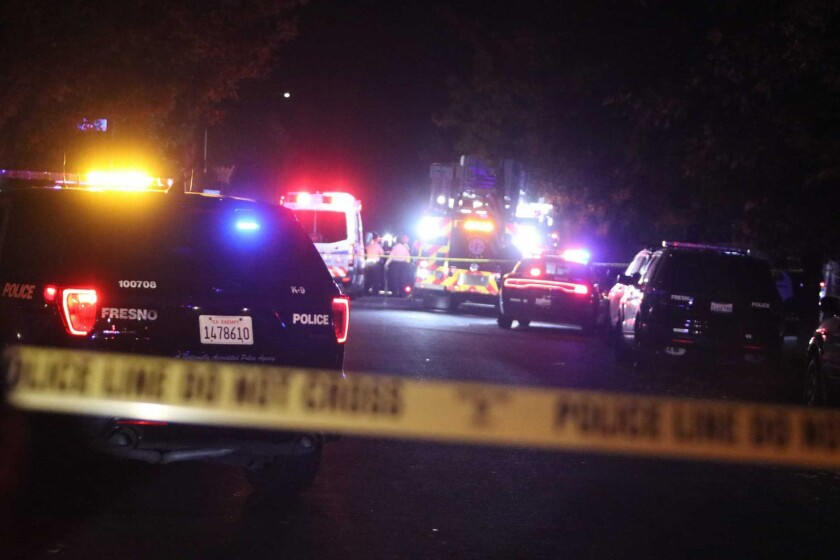 Newsletter: Shooting in Fresno leaves four dead, six wounded