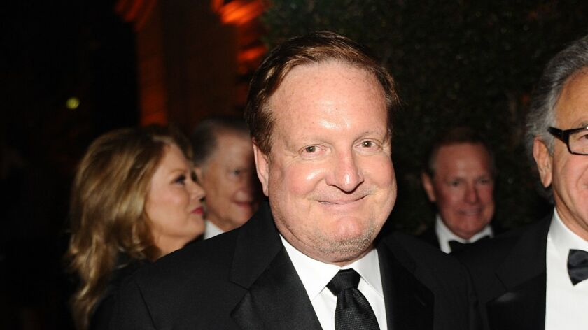 Ron Burkle attends the Wallis Annenberg Center for the Performing Arts Inaugural Gala in 2013.
